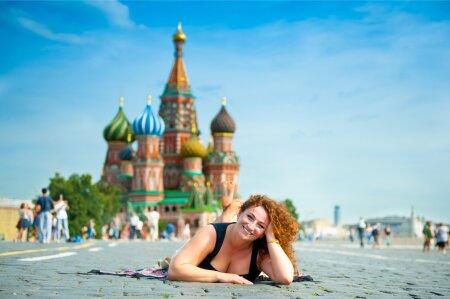Moskva Punane väljak.