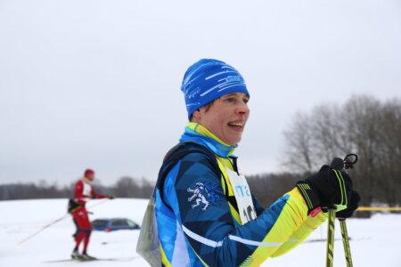 Kersti Kaljulaid Tartu maratonil