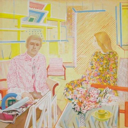 Kollane tuba (1970). Ludmilla Siim.