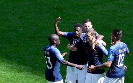 Russia Soccer WCup France Australia
