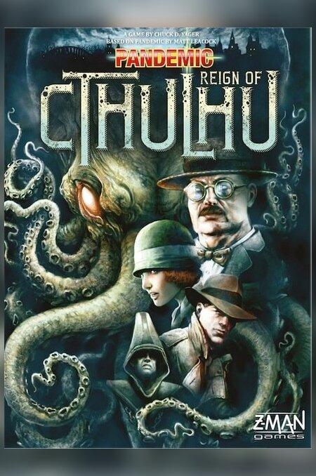 KOMBITSAD: H.P. Lovecrafti koletised on leidnud tee ka Pandemicu maailma.