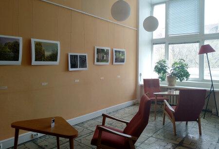 Ly Lestbergi fotonäitus Akadeemilises Raamatukogus