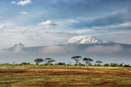 Kilimajaro mäetipp