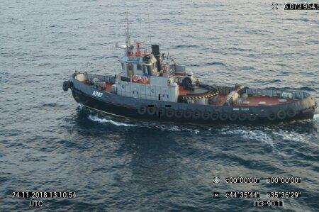 Russia Ukraine Ships