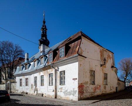 Renoveerimata hooned, Suur-Kloostri 14