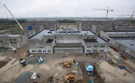 Tallinna Vangla ehitus