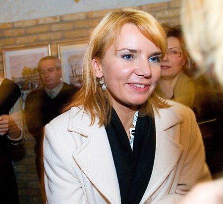 EESTI MÕJUKAIM NAINE: Reformierakonna  fraktsiooni esimees, peaministri büroo  eksjuht Keit Pentus.