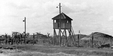 Интинский спецлагерь в Коми, куда во второй половине 1940-х годов свозили особо опасных, как считали в НКВД, преступников. Среди них был и Яан Кросс.