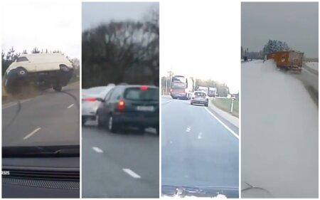 Liiklusvideod aastast 2018.