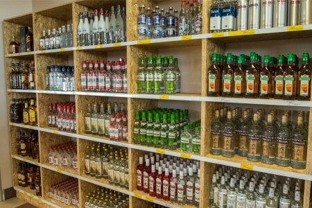 Eestlased käivad Lätis alkoholi ostmas
