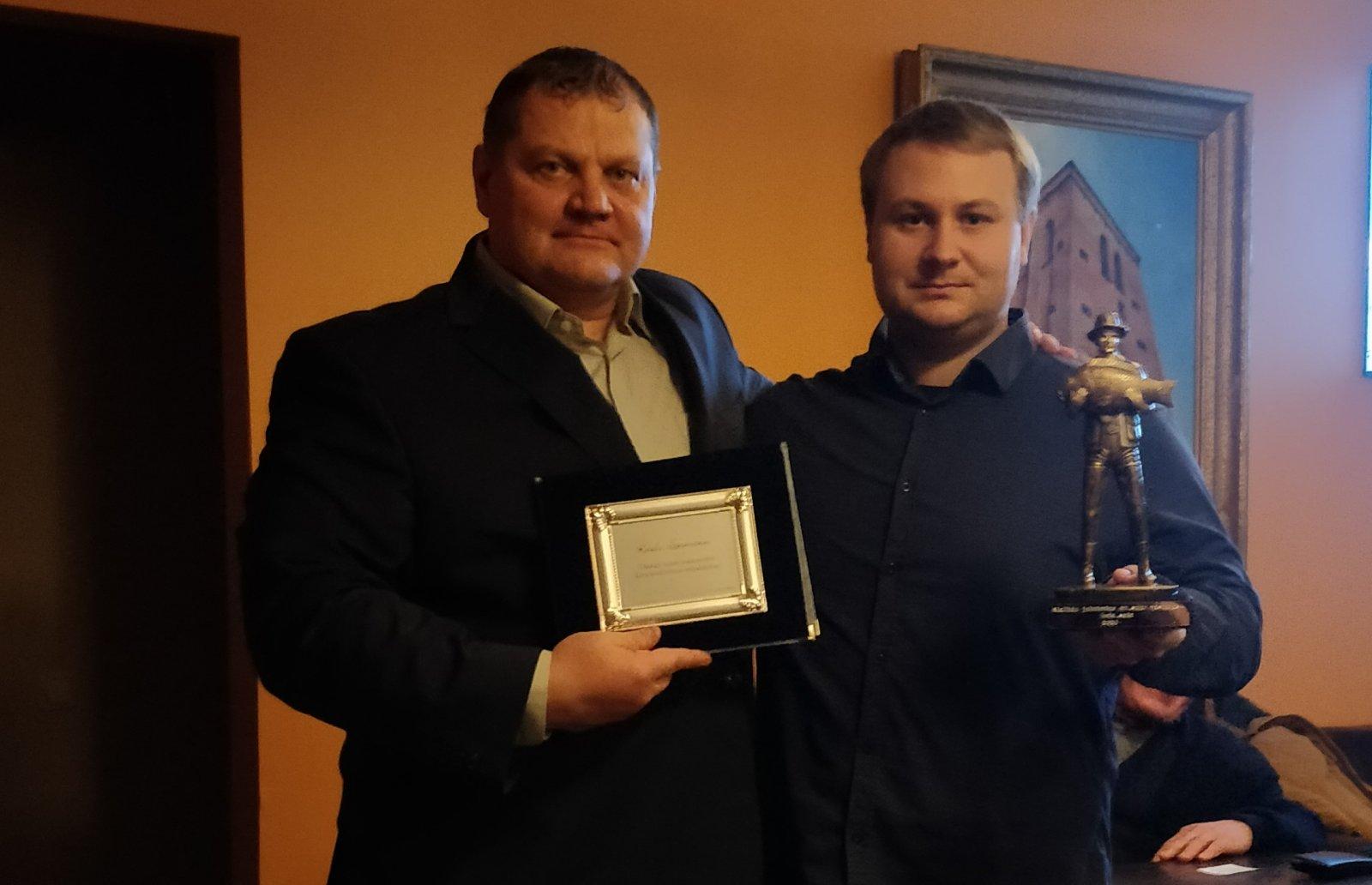 Eesti Jõutõsteliidu presidendiks sai Alexander Andrusenko