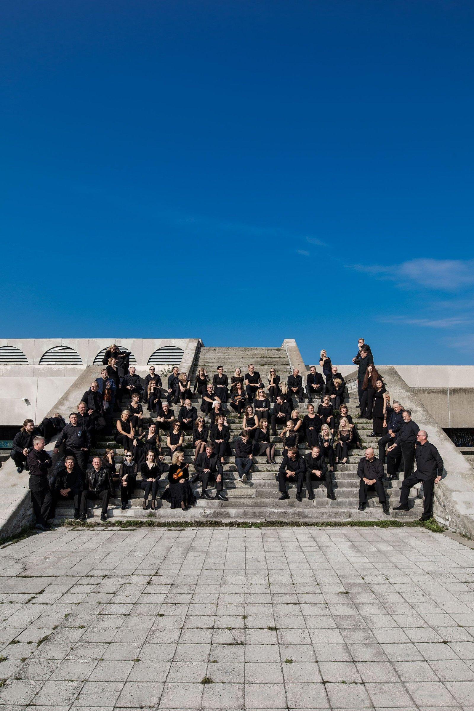 ERSO andis dirigentidele vaba nädala, üles astuvad kammerkoosseisud