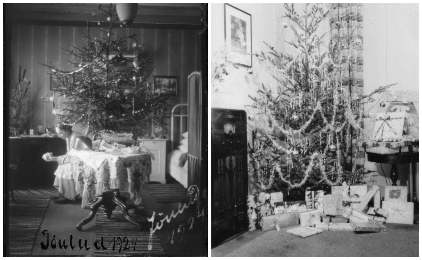 VANAD FOTOD | Millised nägid välja pühadeaegsed kodud eelmisel sajandil