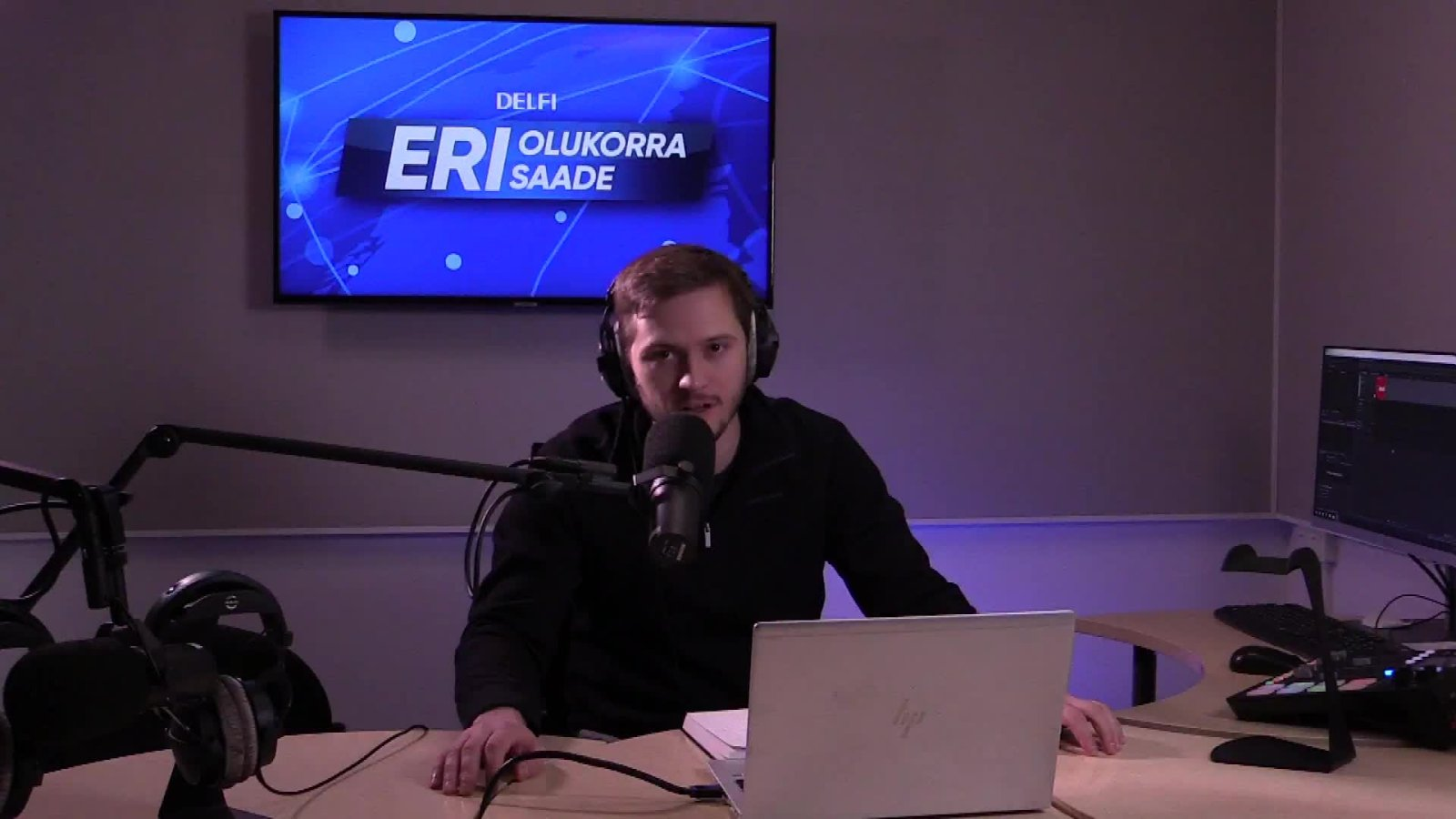 ERISAADE | Keset koroonakriisi Saaremaa riigigümnaasiumi direktoriks saanud Ivo Visak:  sel nädalal oli esimene kord päriselt saarele jõuda