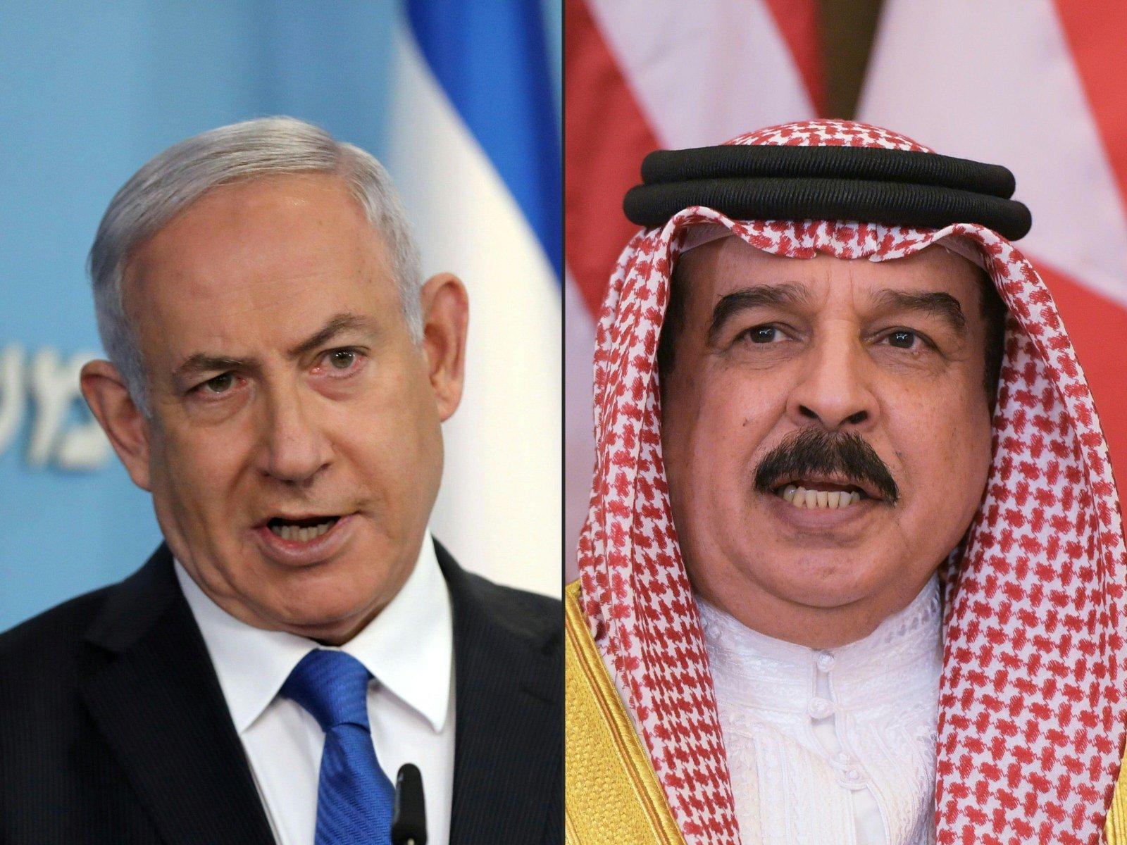 USA president Donald Trump teatas reedel, et Iisrael ja Bahrein sõlmivad rahu.
