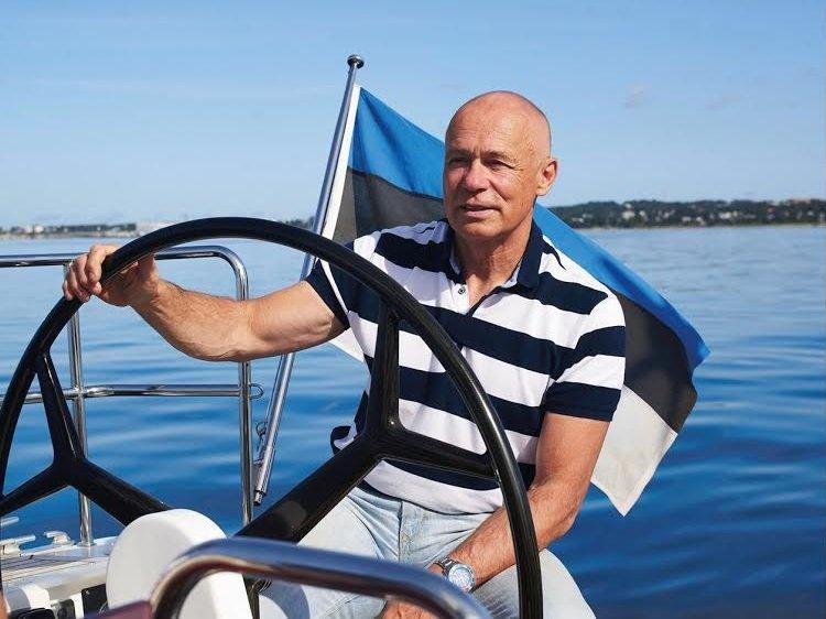 Eesti purjetajad said uue presidendi: