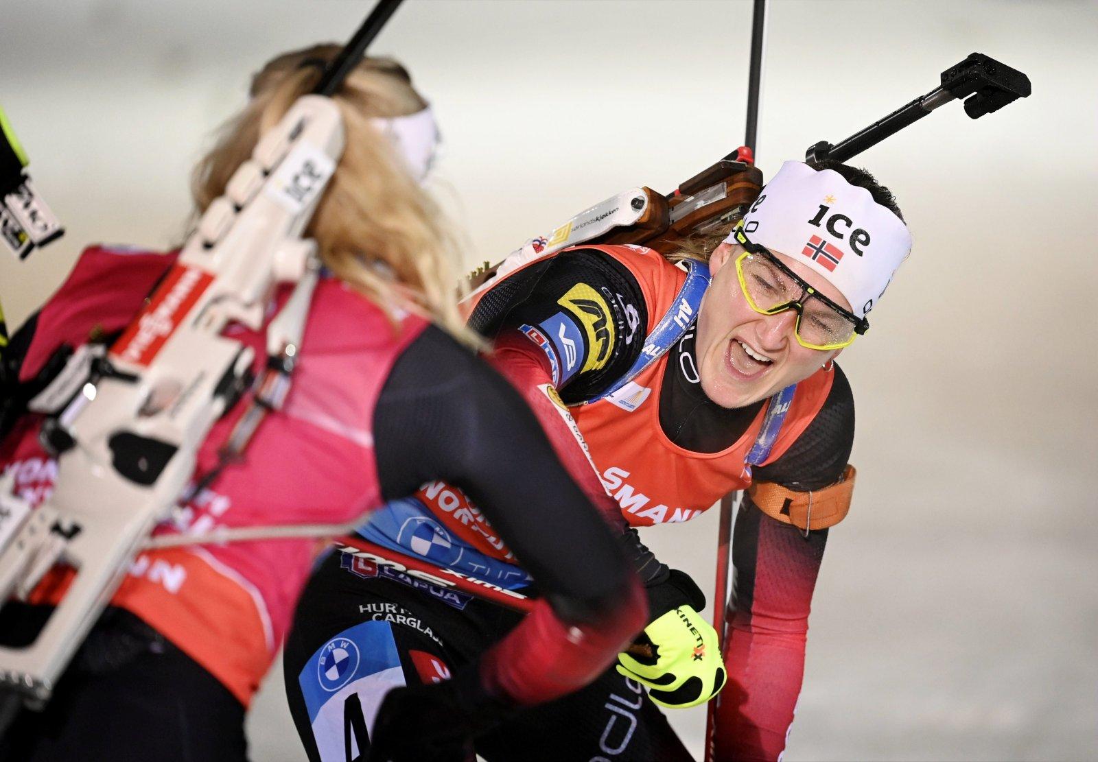 Röiseland hoidis ühisstardiga sõidus ära Eckhoffi kolmikvõidu