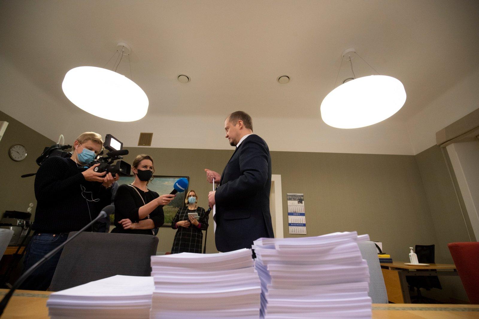EKRE käis välja plaani lükata abielureferendum aprilli lõppu