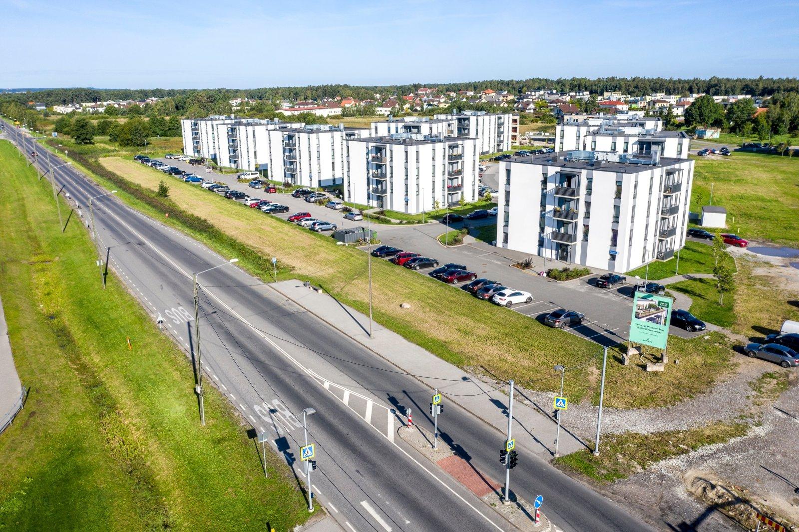 Eesti eluaseme- ja üürihinnad tõusid Euroopas kümne aastaga kõige rohkem