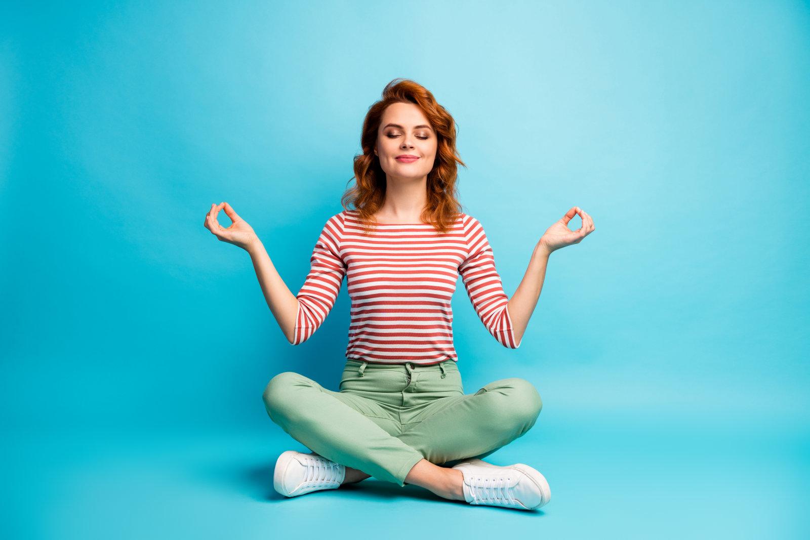 HARJUTUS | Tunned end negatiivselt või kurvalt? Proovi seda harjutust ja mured kaovad