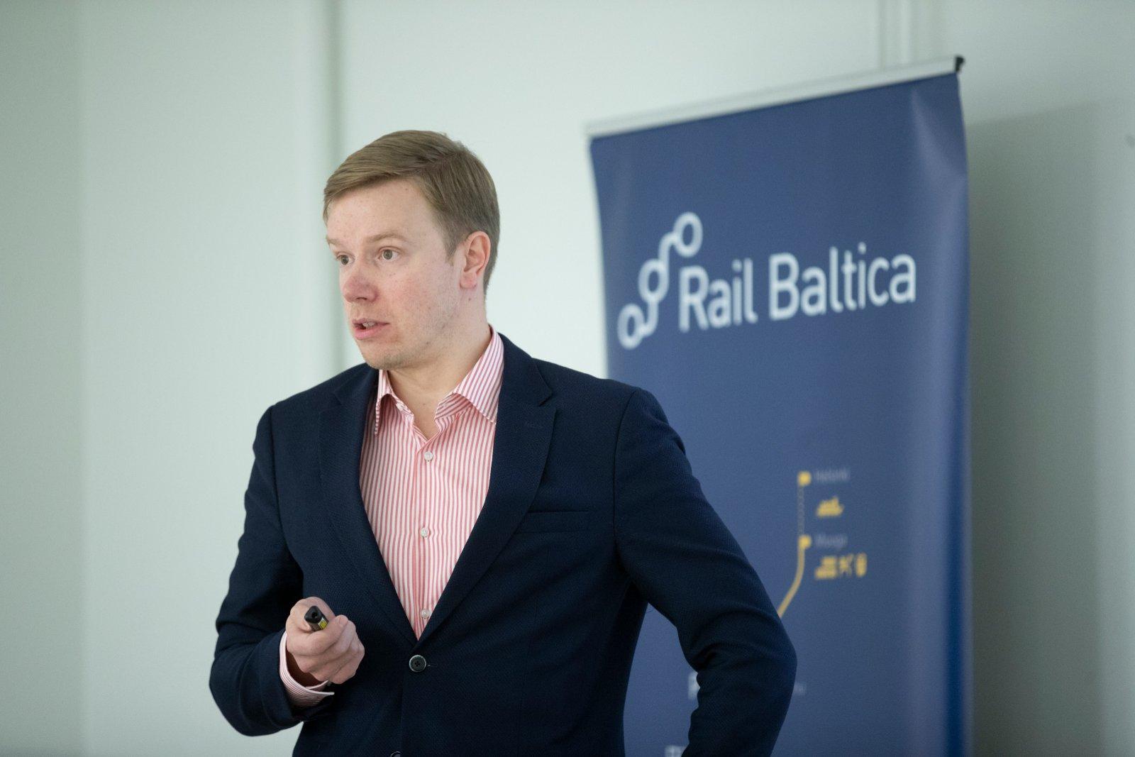 FOTOD   Rail Balticu ehitustegevuses vajutatakse gaas põhja. Uuest aastast algab ka uue Ülemiste ühisterminali ehitus: