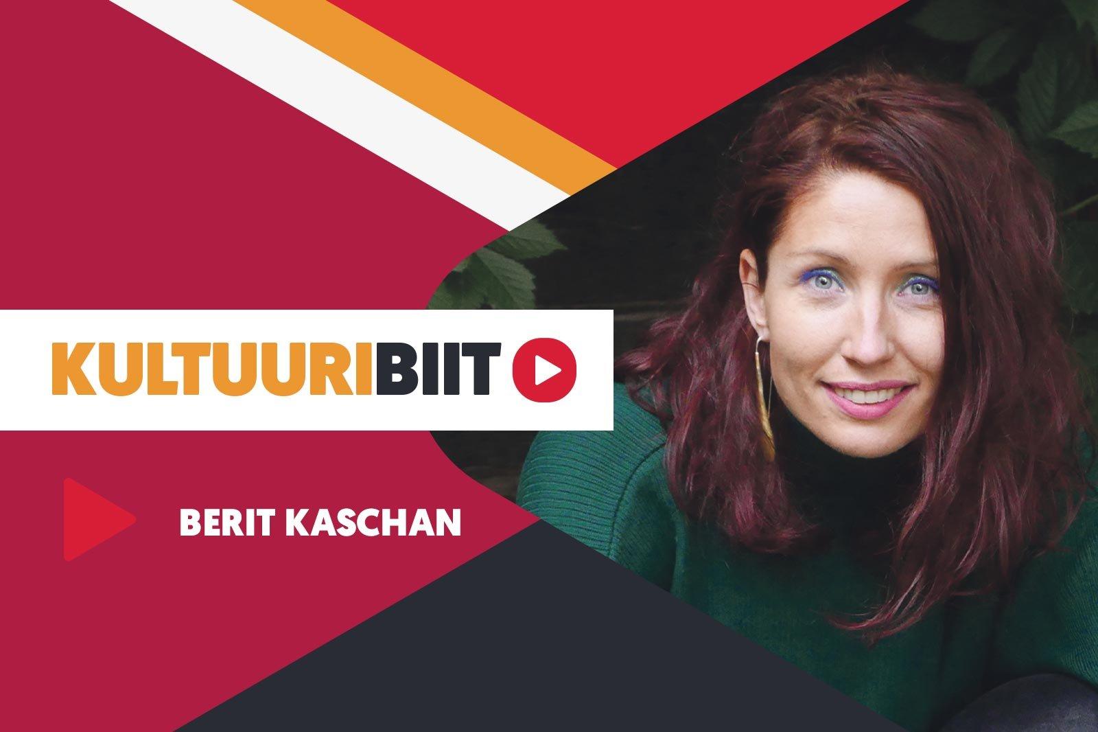 KULTUURIBIIT | Luuletaja Berit Kaschani playlist:
