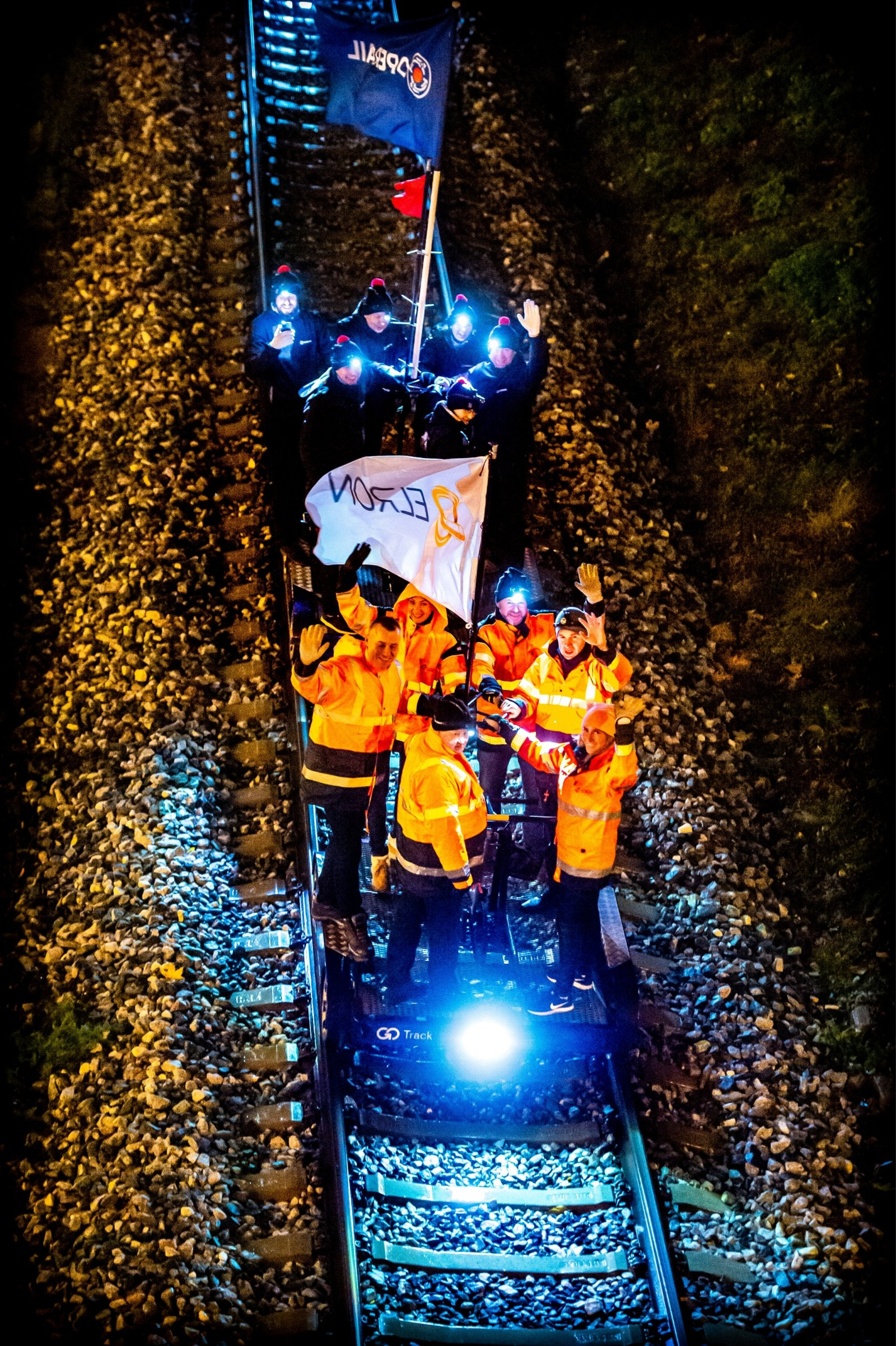 VIDEO JA FOTOD | Raudteelased tähistasid Eesti raudtee ja Balti jaama 150. sünnipäeva dresiiniparaadiga: