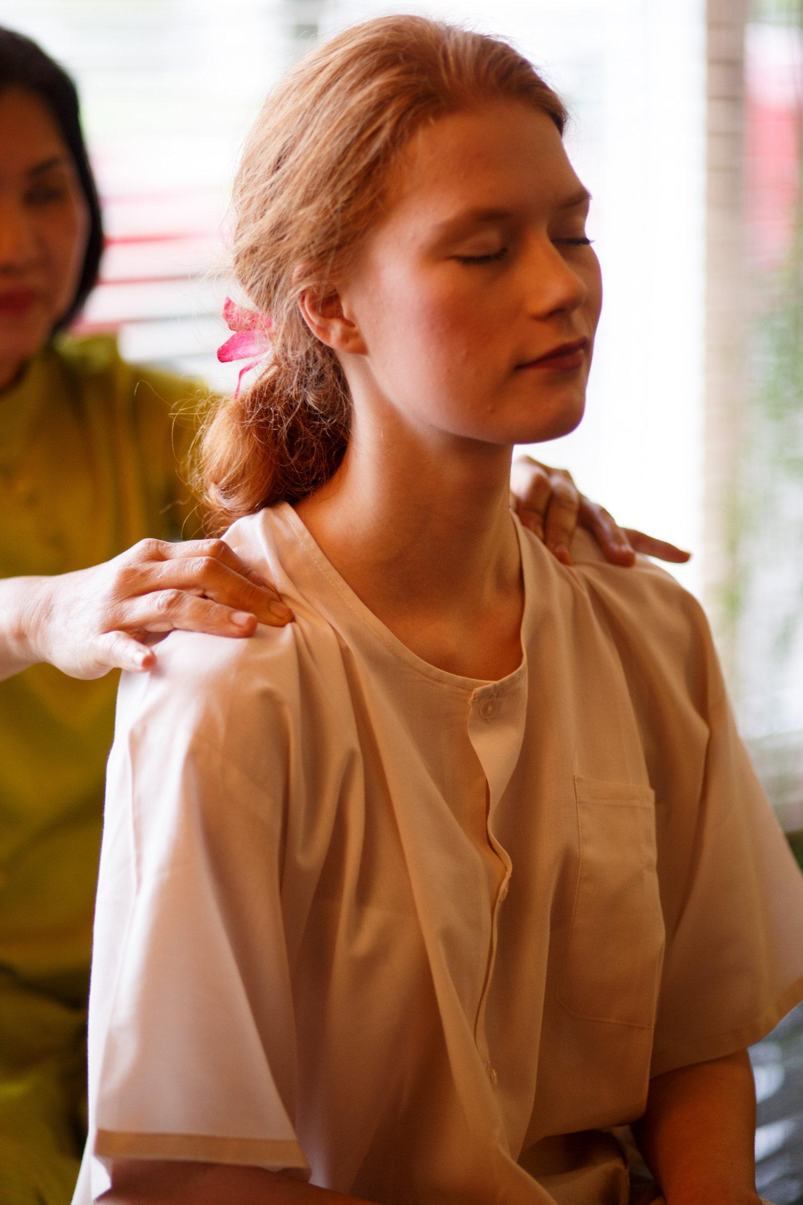 Kogemuslugu:  kuidas mind massaažiusku pöörati