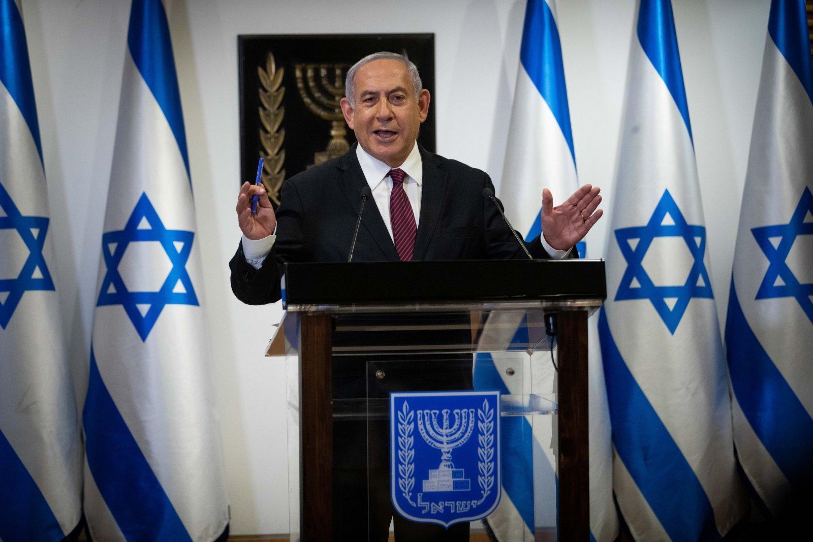 Parlamendi suutmatus eelarve vastu võtta viib Iisraeli erakorralistele valimistele