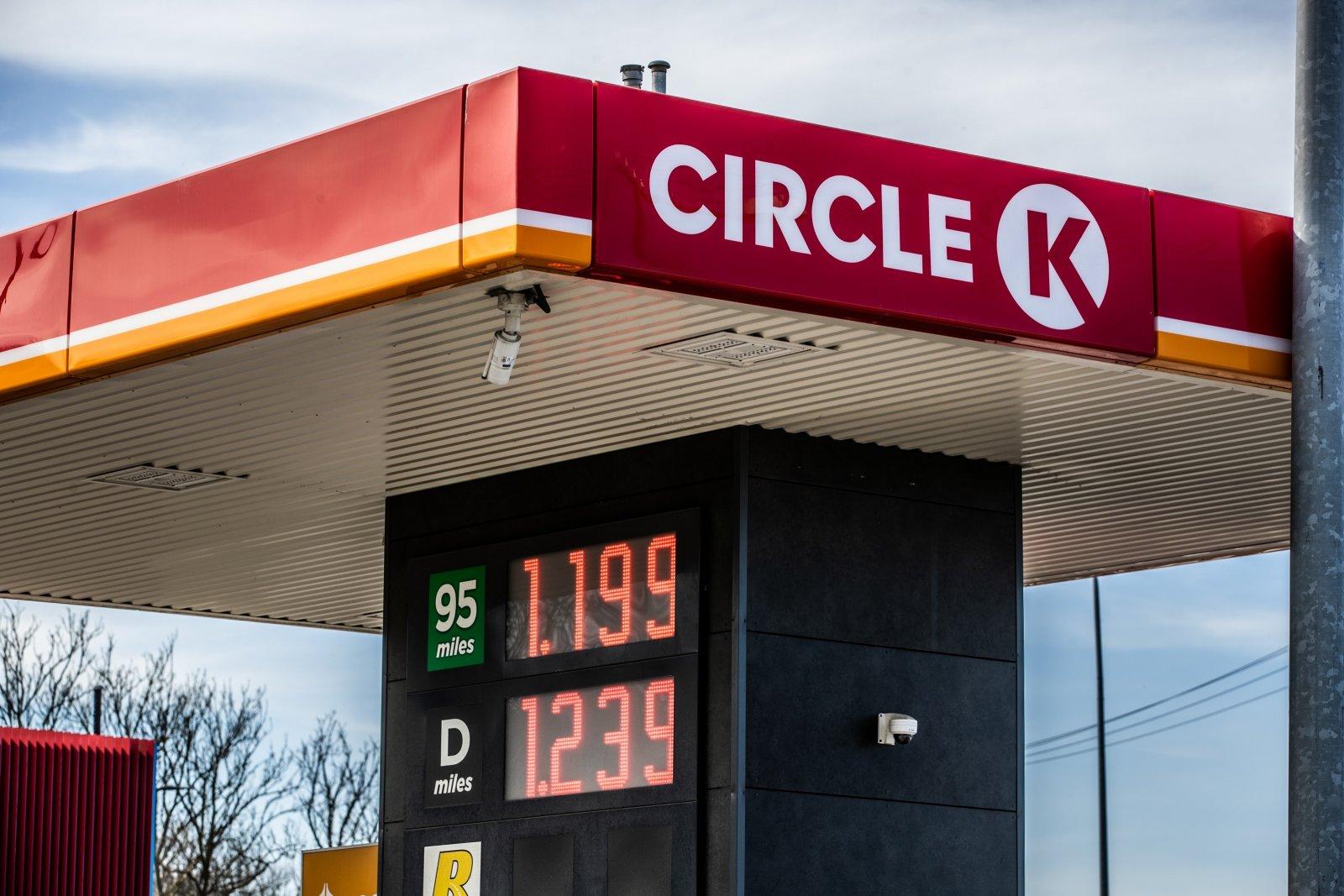 Circle K alustas üleminekut talvekütusele:
