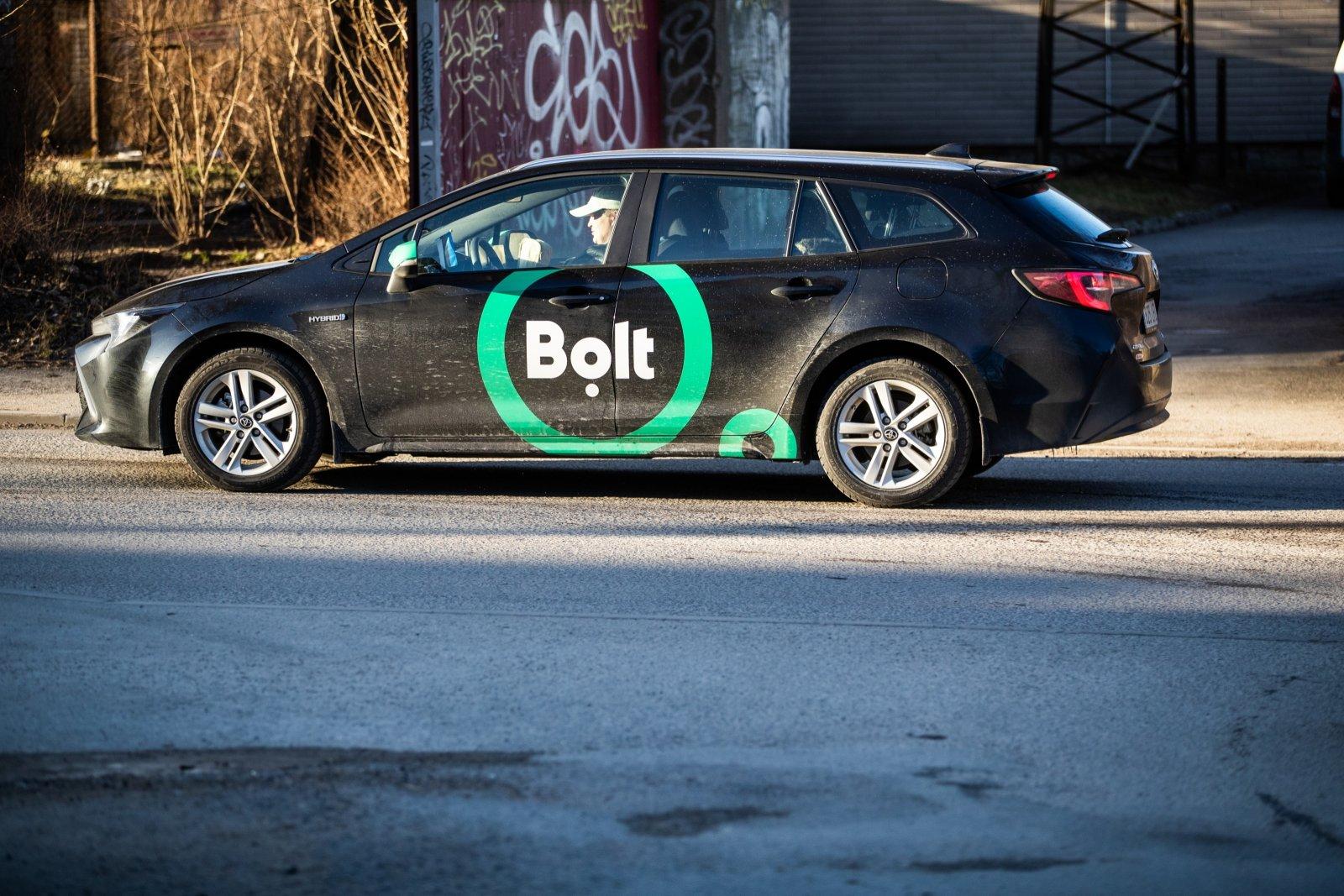 Sisekirjad paljastavad:  Bolt on asunud diskrimineerima konkurentide autosid