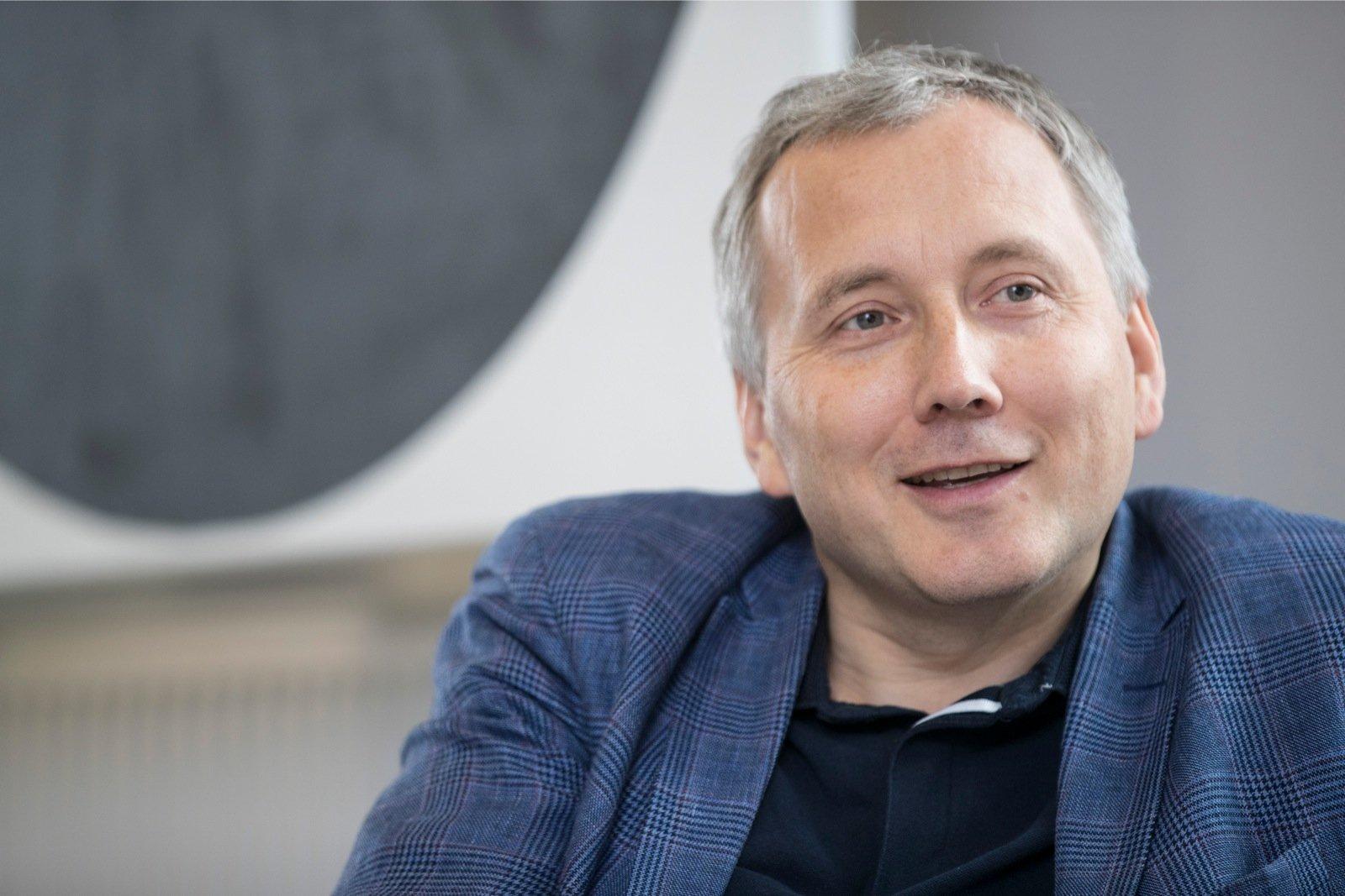 Endine Eesti Energia juht Sandor Liive määrati Rail Balticu ühisettevõtte nõukogusse: