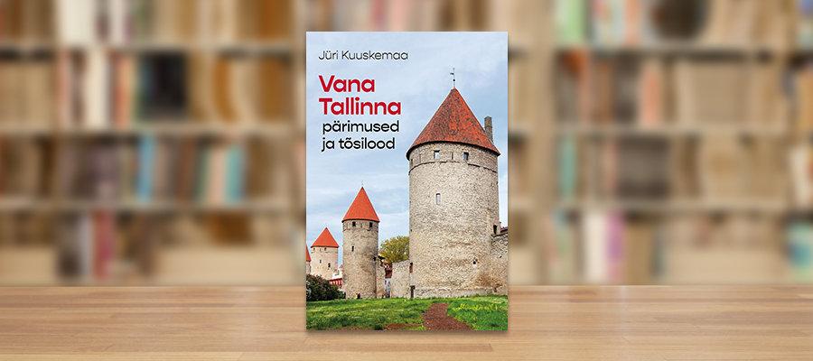 RAAMATUBLOGI:  Tallinna (või Revali või Lindanise) lohemaod, nõiad ja mustad mungad ehk lood meie minevikust