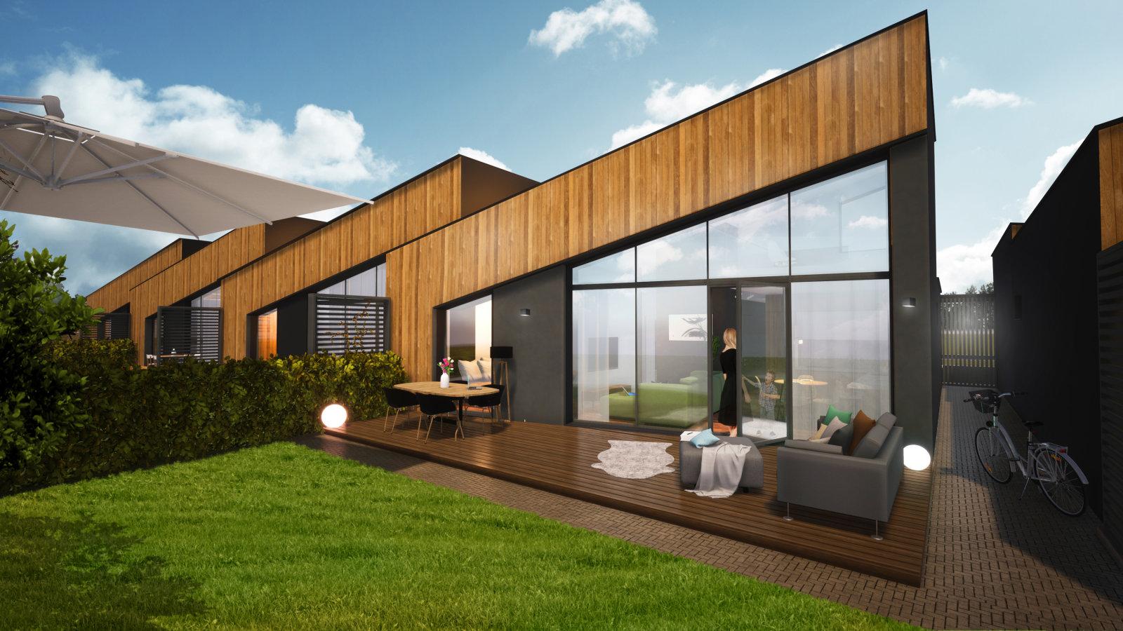 Rohkete hüvedega idülliline Lagedi Kodu ootab sind: