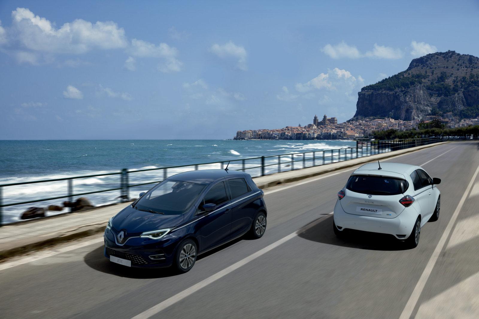 Euroopa autoturg 2020. aasta I kvartalis:  elektriautodel läheb hästi