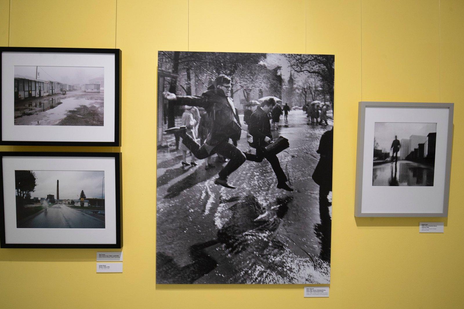 FOTOD   Dokfoto Keskuses esitleti raamatut Eesti tänavafotograafiast: