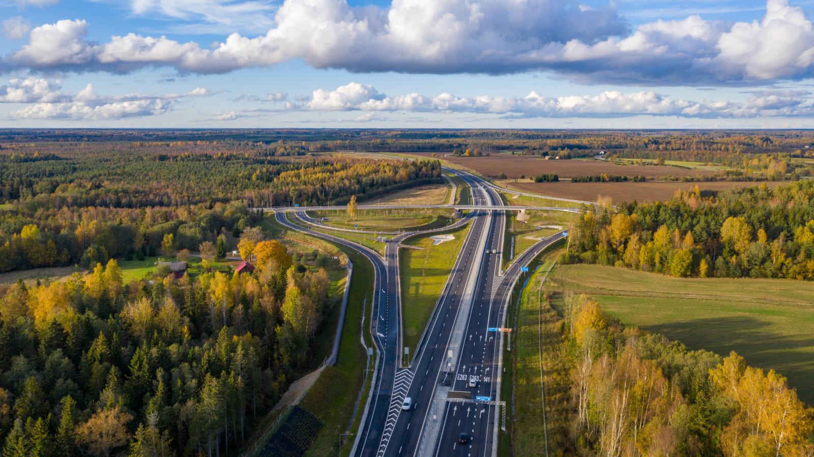 TOP10 | Selgusid Eesti kõige siledamad tänavu ehitatud teed