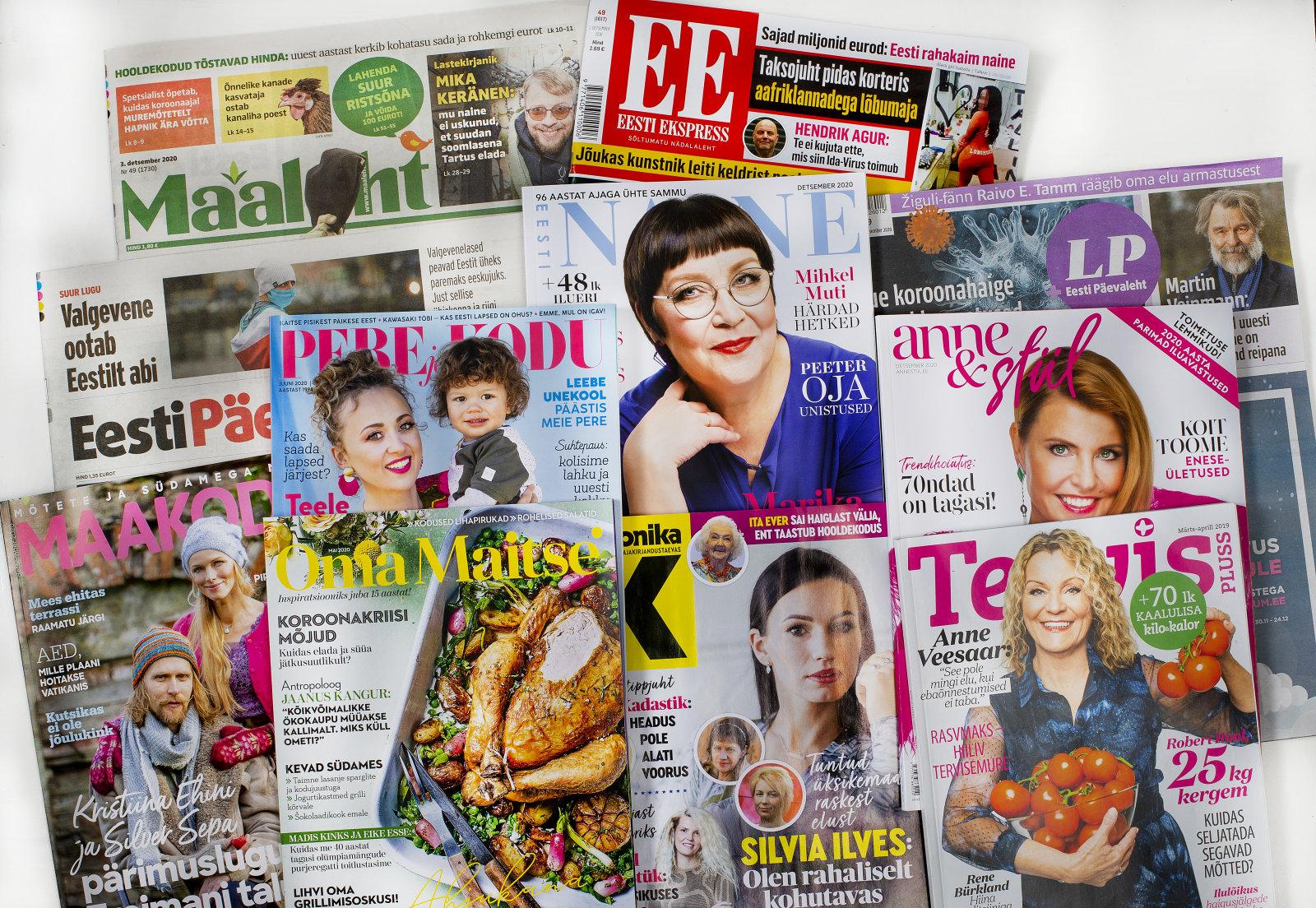 Ekspress Meedia alustab oma ökoloogilise jalajälje mõõtmist: