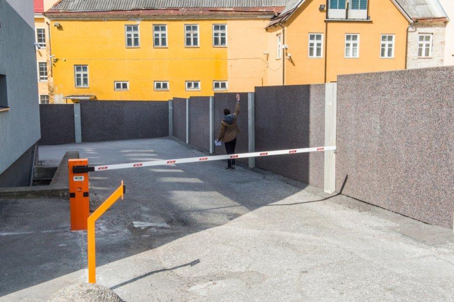 Kapo pidurdas julgeolekuriski tõttu naabermaja ehitustöid