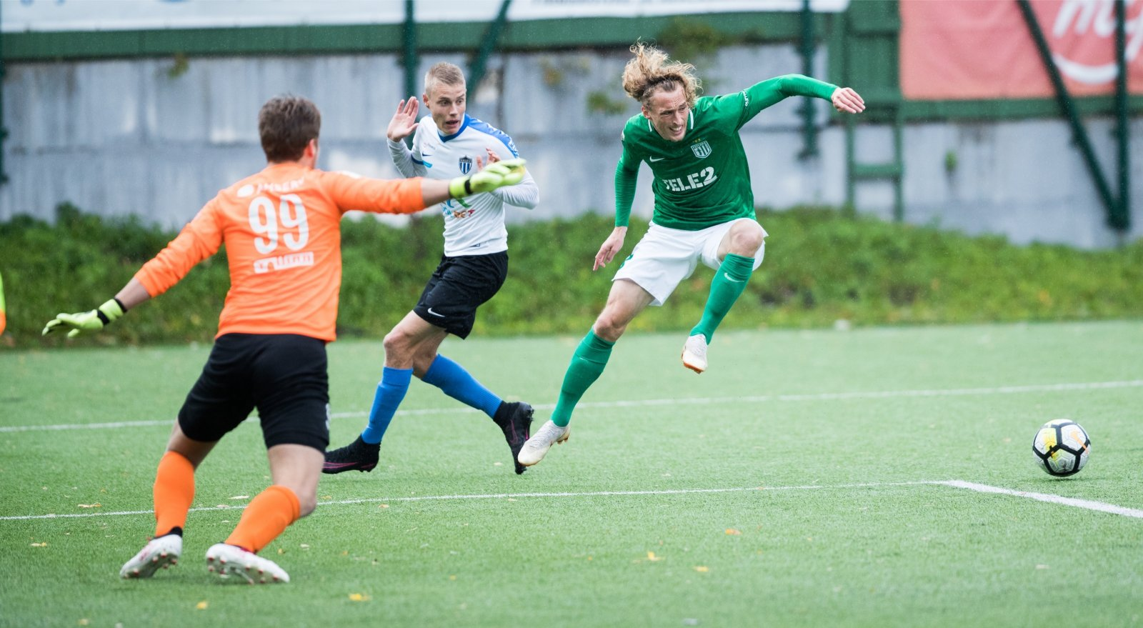 Tallinna Kalevi mängija:  treenerivahetus tuli meeskonnale ootamatult