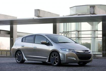 Honda Insight'ile anti seni puudunud futuristlikkus