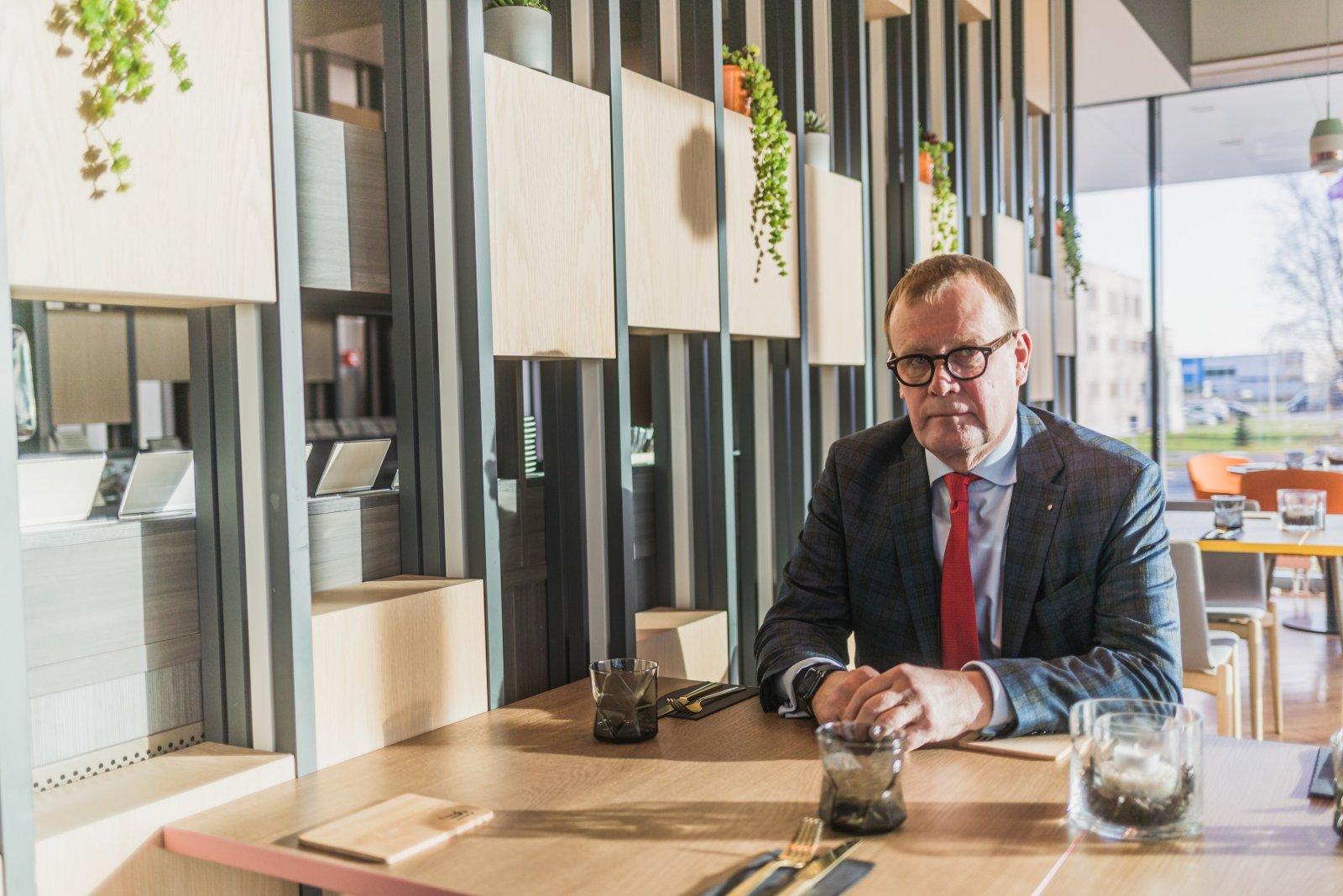 Tartu hotelliärimees:  peaminister on oma sõnadega ühe sektori täielikult lukku pannud