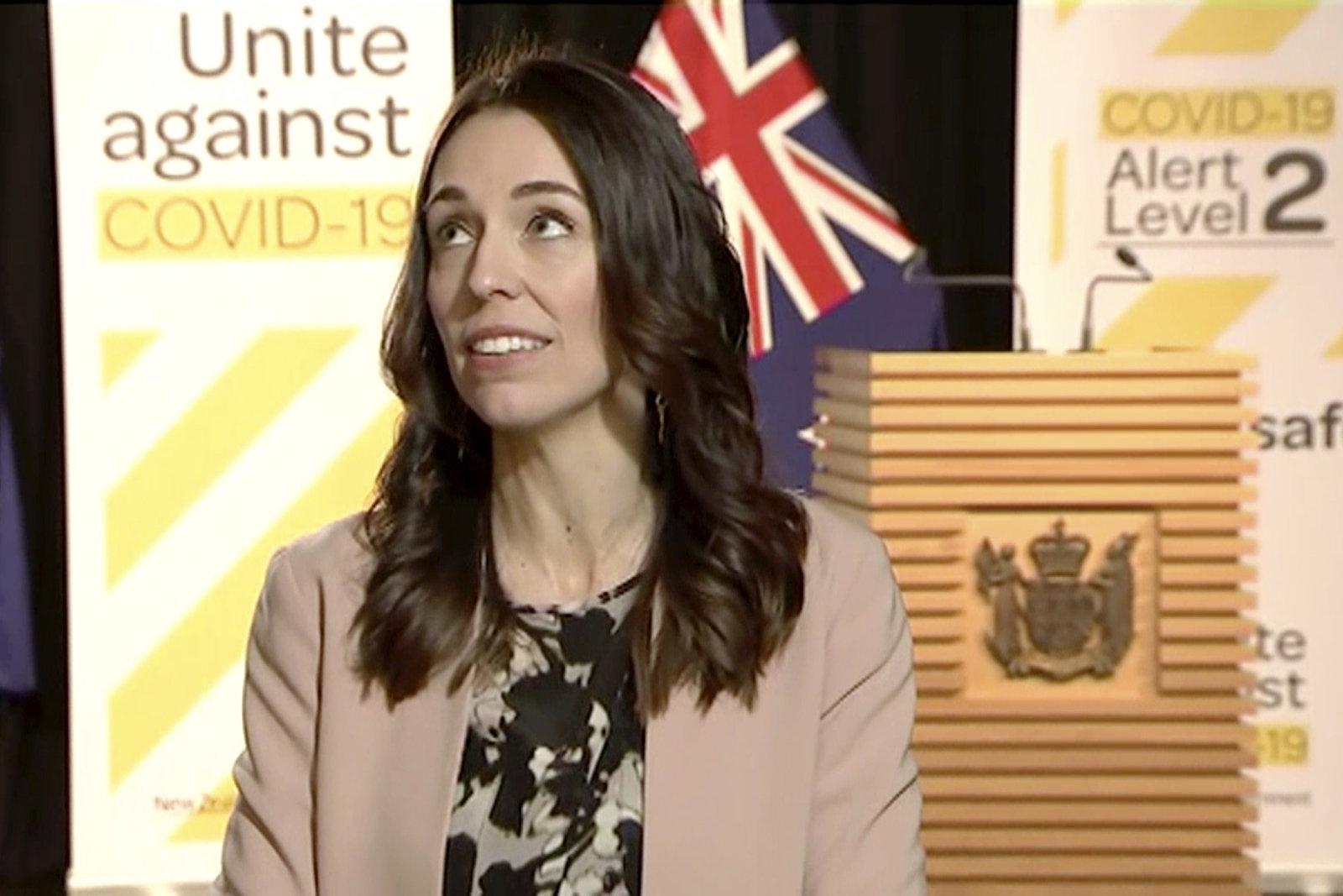 VIDEO | Uus-Meremaa peaministrit tabas keset intervjuud maavärin