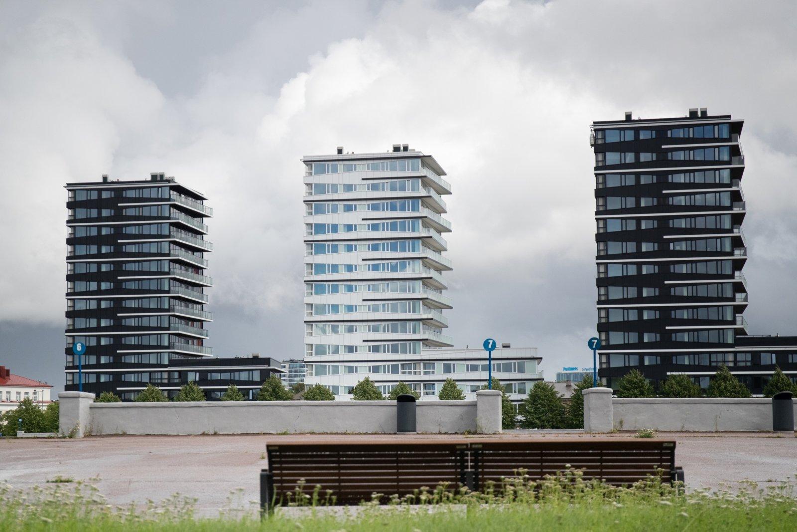 Klaasfassaadide tootja AS Windoor kaotas vaidluse Kalevi Panorama suurarendust rajava, Venemaa ühe suurema arendajaga FSK seotud OÜ Tycoon vastu esitatud pankro