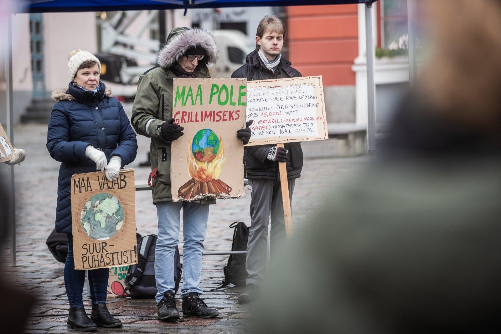 Uuring kinnitab:  eestlased on Põhja- ja Baltimaade suurimad kliimaskeptikud