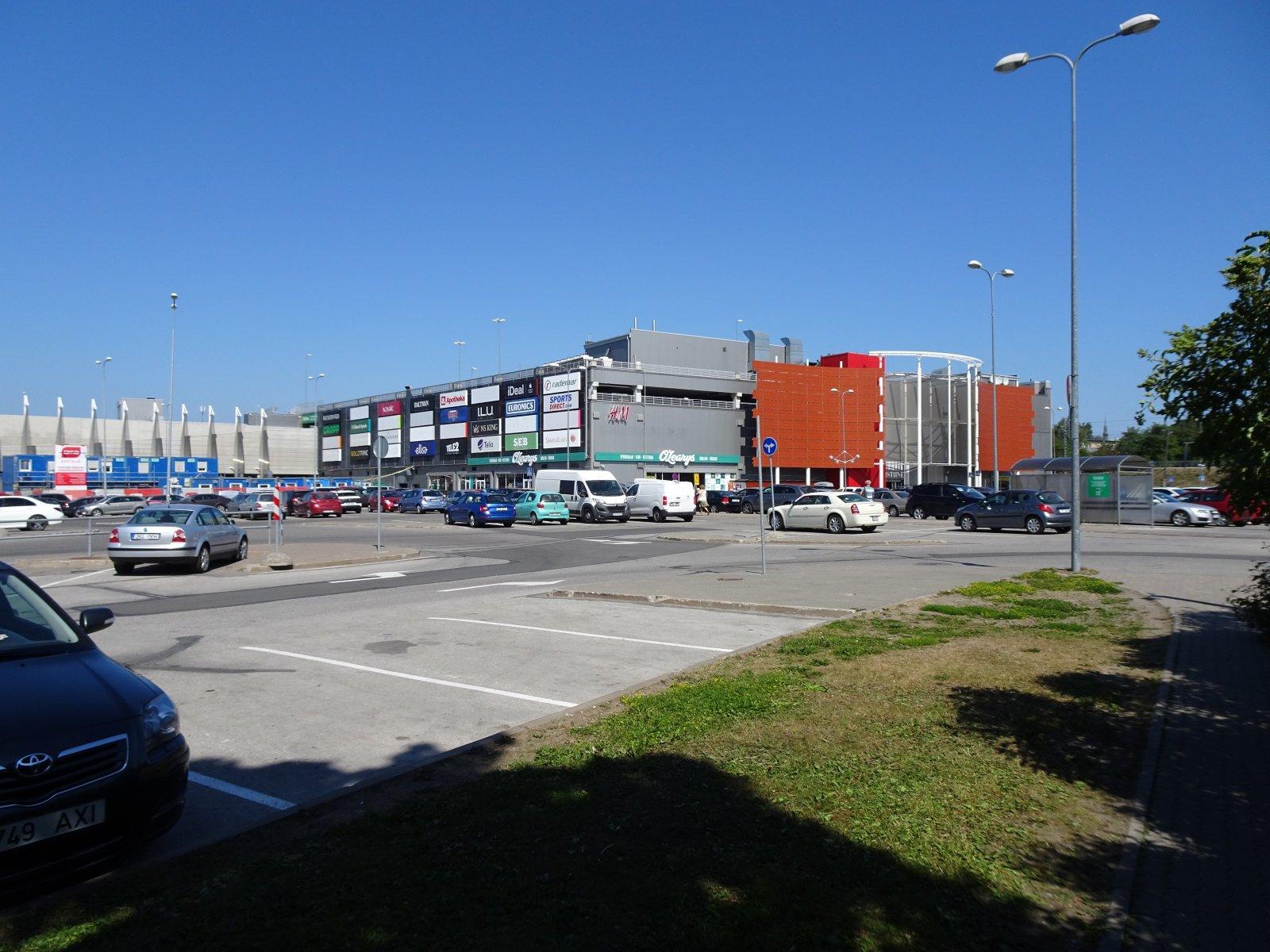 Citycon hakkab Kristiine Keskuse kõrval kinnisvara arendama