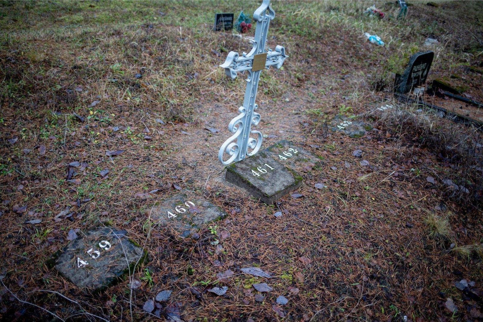 Kõige õnnetumaid surnuid ootab nimeta haud