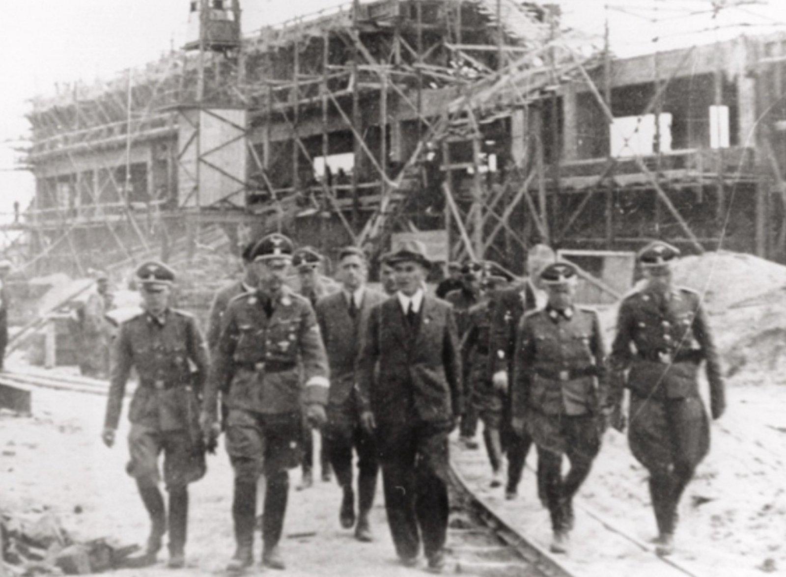 Natsi-Saksa tapvate närvimürkide loomisel osales ka eesti teadlane