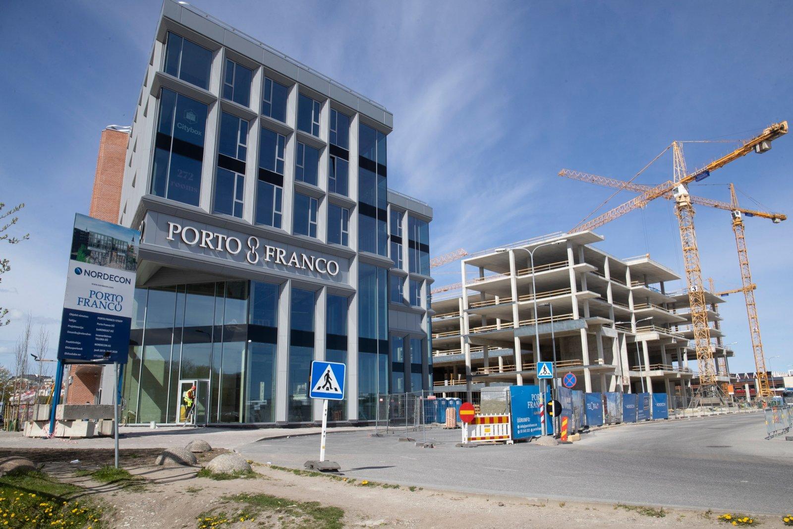 KAART   Kurikuulus linnavalitsuse korraldus. Milliseid hüvesid ja leevendusi Porto Franco arendajad said?