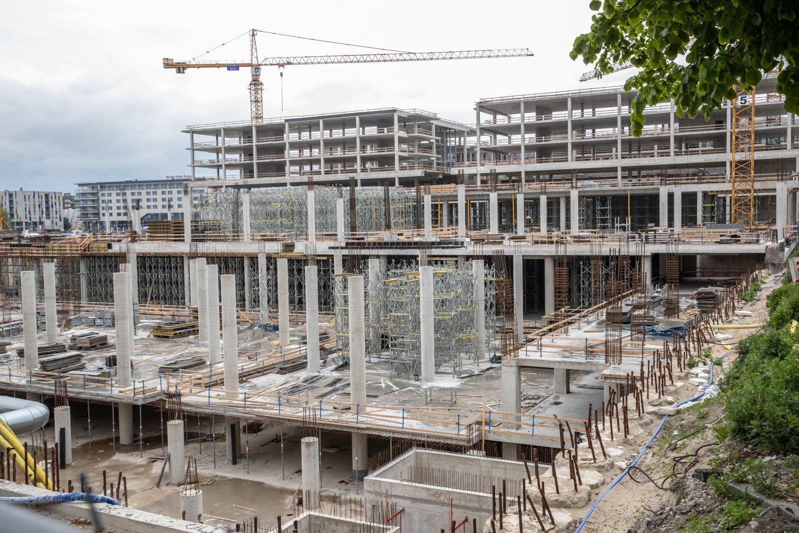 Kurikuulsa Kredexi laenu saanud Porto Franco avaldas eelmise aasta tulemused